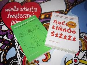 WOSP books