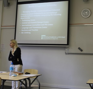 Beata Bruggeman Sekowska Communications-Unlimited