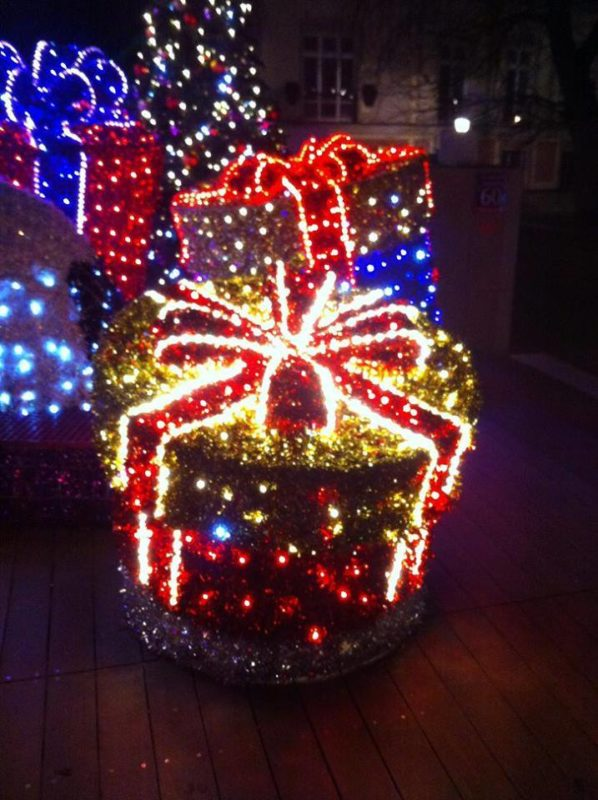 during the holiday season polish cities become magical in their character christmas markets christmas illuminations slides or ice rinks traditions that - When Did Christmas Become A Holiday