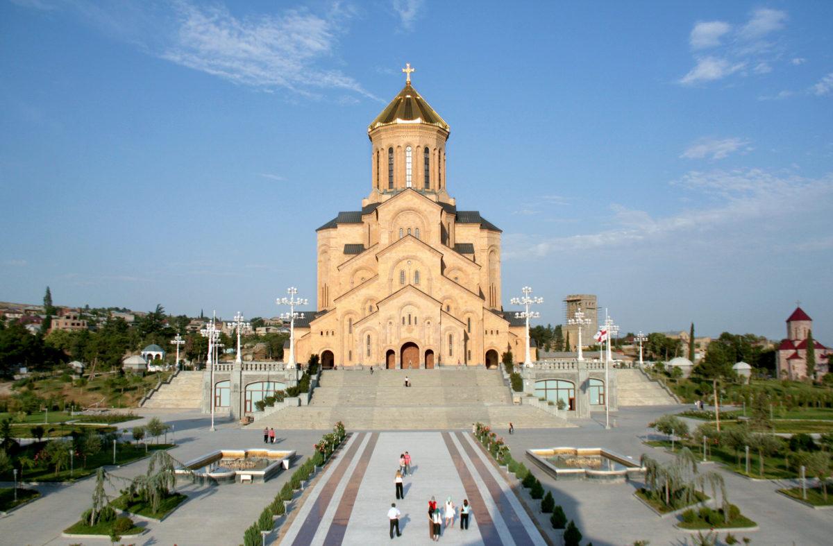 Travel in the Caucasus Georgia Armenia and Azerbaijan